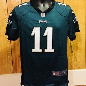 Women's Philadelphia eagles quarterback Wentz